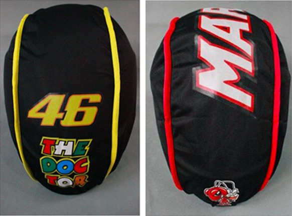 The Funda Para Casco Doctor Rossi Vr46 Valentino 8n0PONwvym