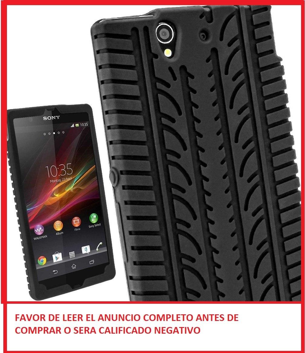 Funda para celular de silicona tipo llanta xperia z1 - Fundas de telefonos moviles ...