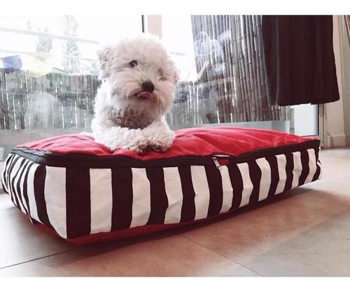 funda para colchón rectangular antiolor chico (50x70)cm