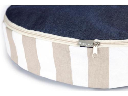 funda para colchón redondo antiolor mediano (90cm)