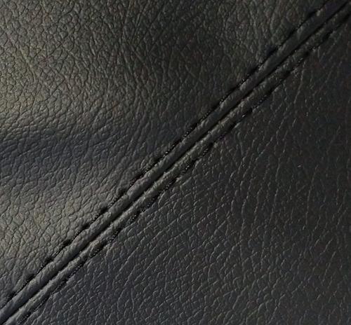 funda para consola acura tl 99-03 vinipiel negra