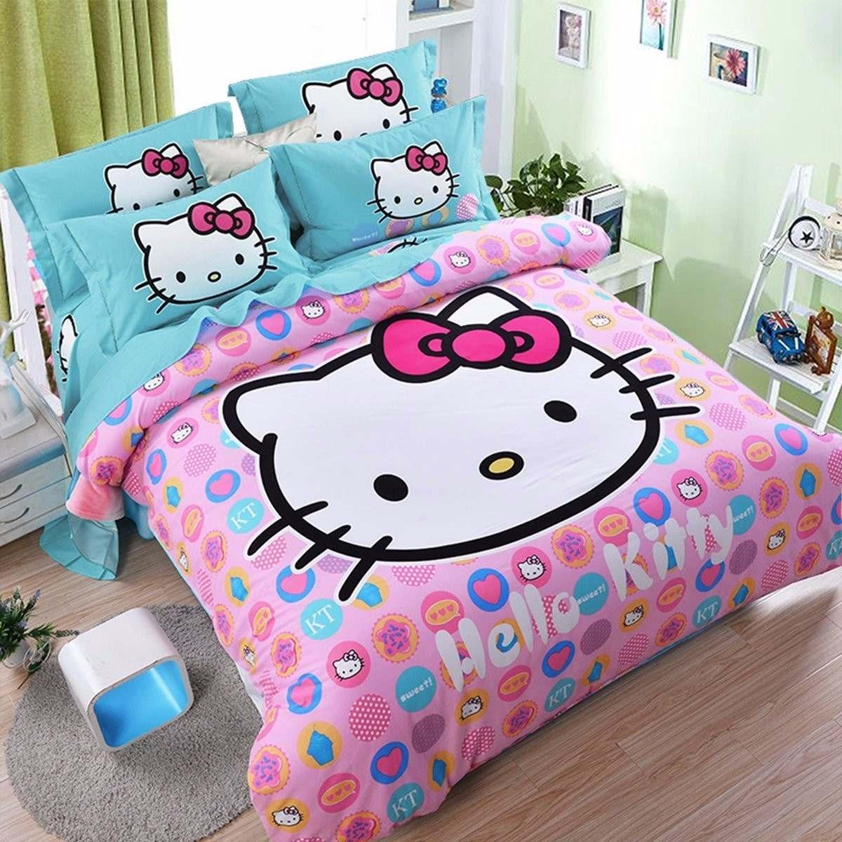 Funda Para Edredon Hello Kitty   King   $ 699.000 en Mercado Libre
