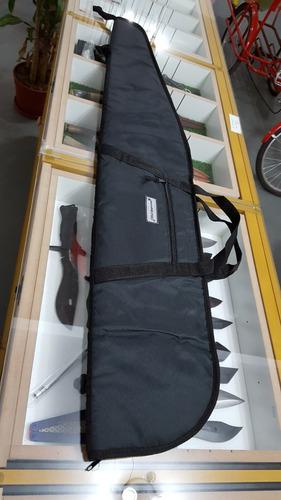 funda para escopeta rifle 1,34cm modelo fa-204 nuevo milenio