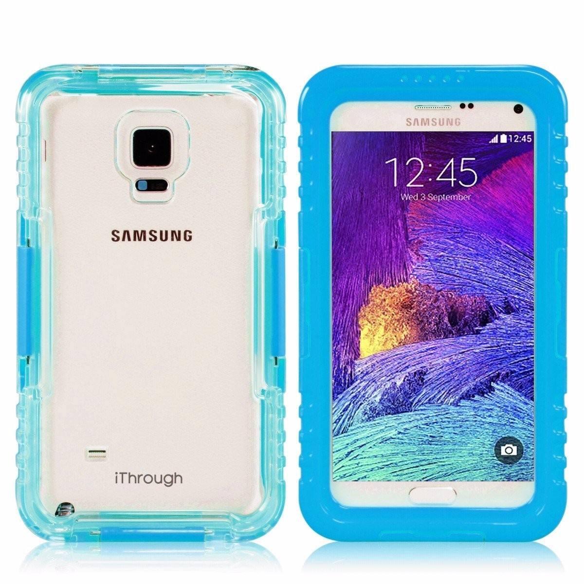 0f699734e4a Funda Para Galaxy Note 4 Waterproof, Acua - $ 650.00 en Mercado Libre