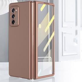 Funda Para Galaxy Z Fold2 5g + Protector De Pantalla