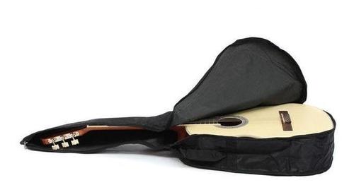 funda para guitarra clásica 3/4 rockbag rb20534b