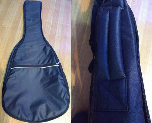 funda para guitarras criolla / acustica - impermeable-