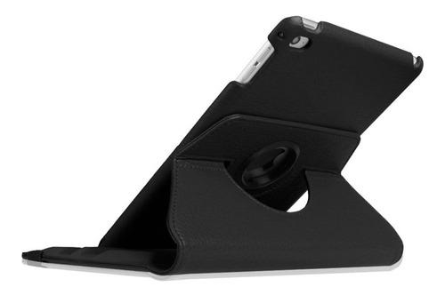 funda para ipad mini 4 giratoria 360º premium + vidrio