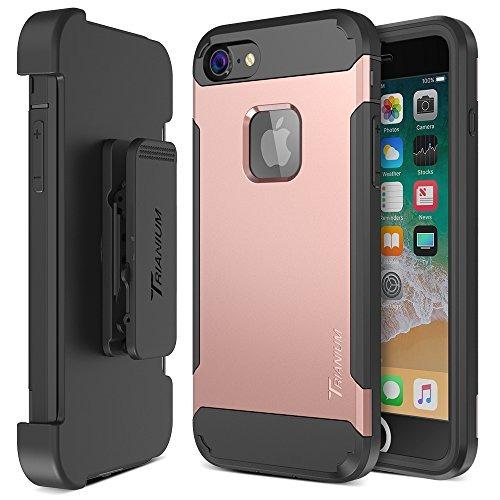021f2e4ee8b Funda Para iPhone 4 De Trianon [serie Duranium] Con Funda Fu ...