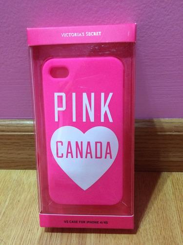 329130639eb Funda Para iPhone 4/4s Victoria Secret 100% Original. C/caja - $ 110 ...