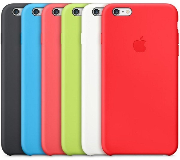 funda iphone goma