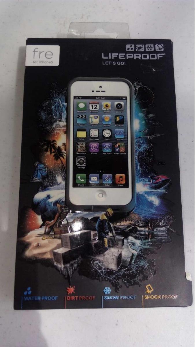 810adc8b5f1 Funda Para iPhone 5 Marca Lifeproof Original - $ 250.00 en Mercado Libre