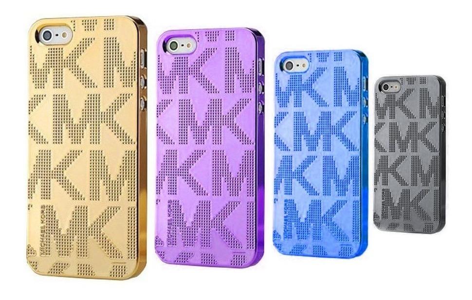 c15add9b6f2 Funda Para iPhone 5s 5 Case Michael Kors Colors - $ 131,89 en ...