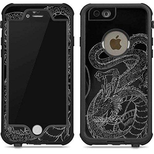 dc89075b5 Funda Para Iphone 6 6s Dragon Ball Z Shenron Negativo | Es ...