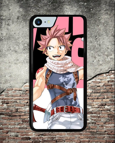 funda para iphone 6 fairy tail manga de aventura nuevo 9
