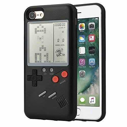 Funda Para Iphone 6 Plus Con Juegos Retro Envio Gratis 340 00 En