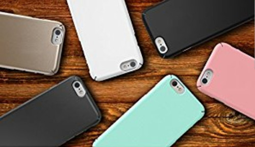funda para iphone 6 y 6 s,  ringke slim