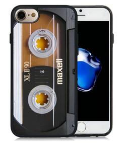 5f7ba440286 Carcasas Fundas Diseno Cassette Silicona Celulares - Carcasas para iPhone en  Mercado Libre Chile