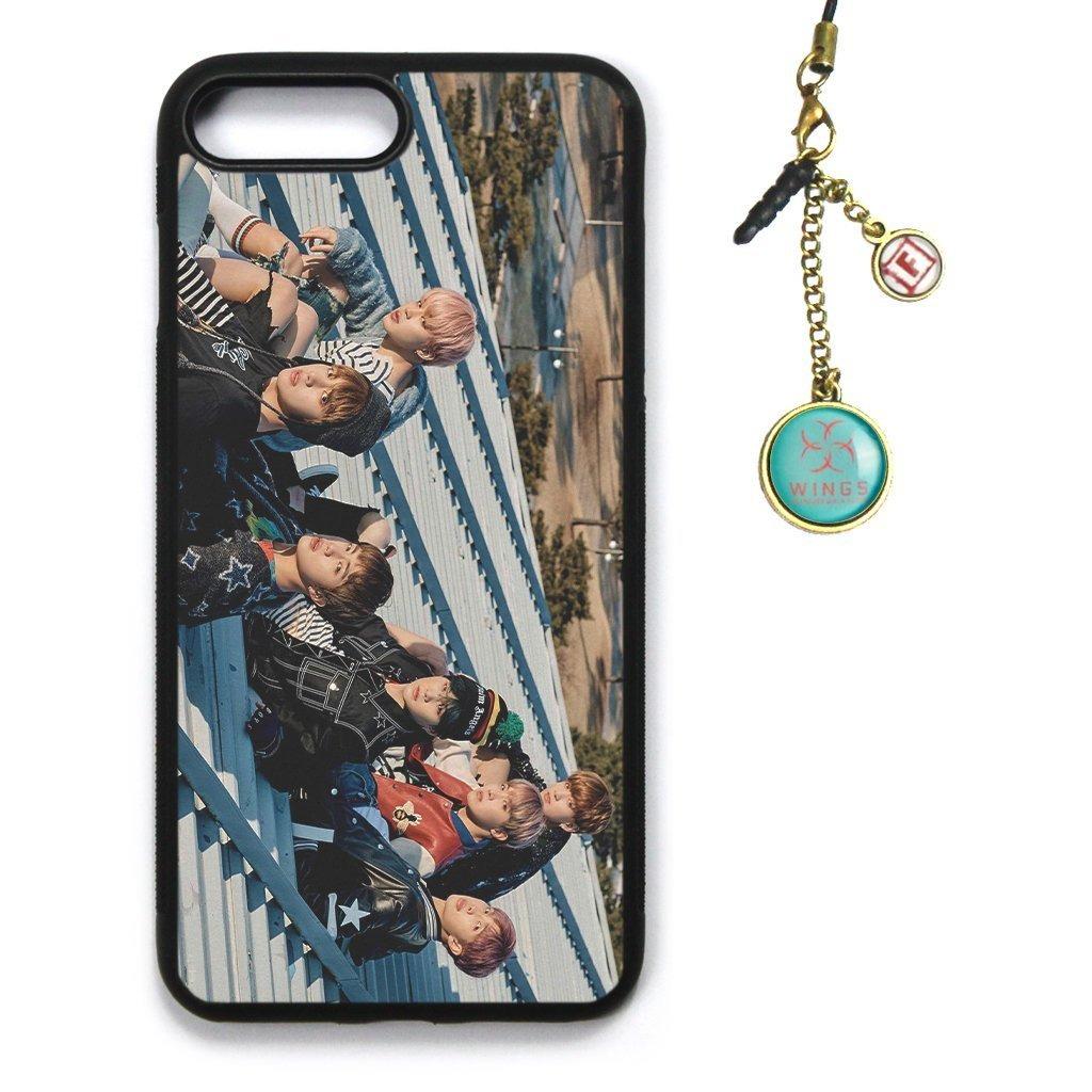 287f1ddca77 Funda Para iPhone 7 Plus Kpop Bts, - $ 810.00 en Mercado Libre