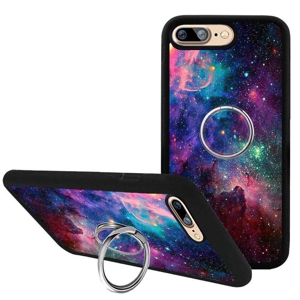 0b020f8aa33 funda para iphone 7-plus space purple sky, mr dud compatible. Cargando zoom.