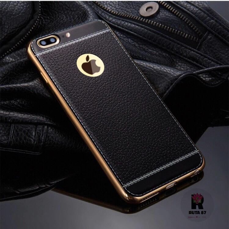 Funda para iphone 7 y 7 plus efecto piel en mercado libre - Funda de piel para iphone 5 ...