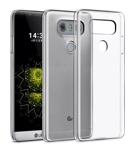funda para lg g6 cleanup case jelly case tpu transparente lg