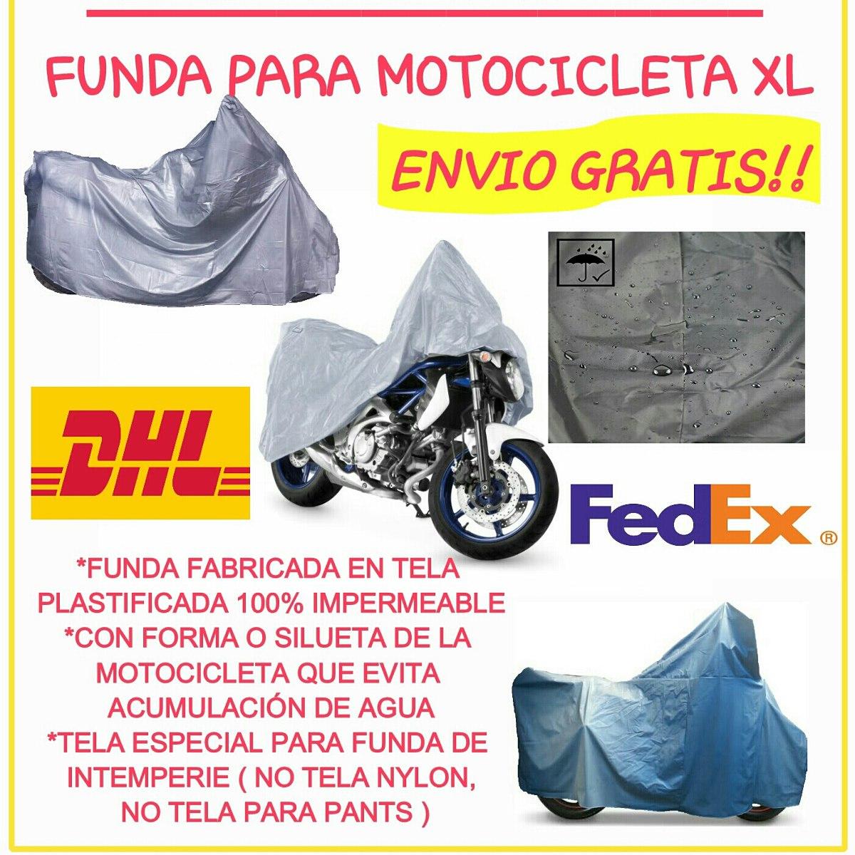 f15da5d9ea6 Funda Xxl Para Moto Choper Con Alforjas Parabrisas Etc. - $ 499.00 ...