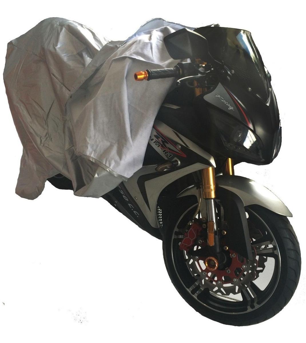 768e178d596 Funda Para Moto, Impermeable Y Afelpada - $ 1,180.00 en Mercado Libre