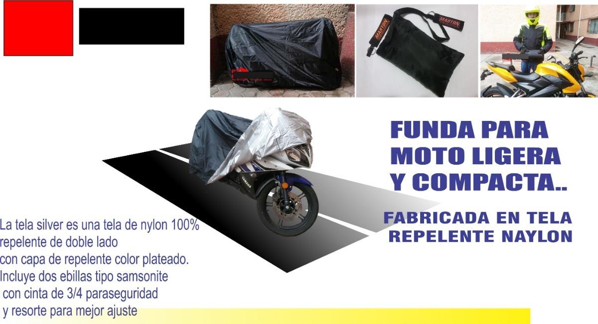 6a3ad2f70a3 Funda Para Moto Ligera Y Compacta..de 125cc A 600cc - $ 340.00 en ...