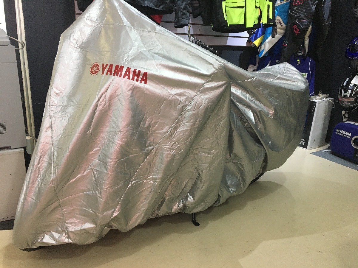 2f27ca68fbe Funda Para Moto Yamaha Impermeable Afelpada Reflejante - $ 999.00 en ...