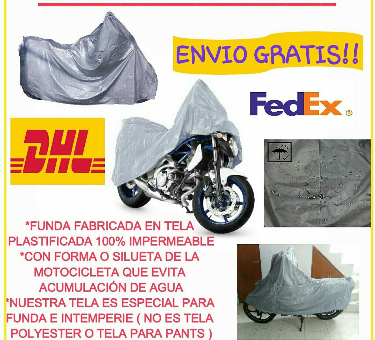 644b413d921 Funda Xl Para Motocicleta Grande Choper Alforjas Respaldo - $ 399.00 ...
