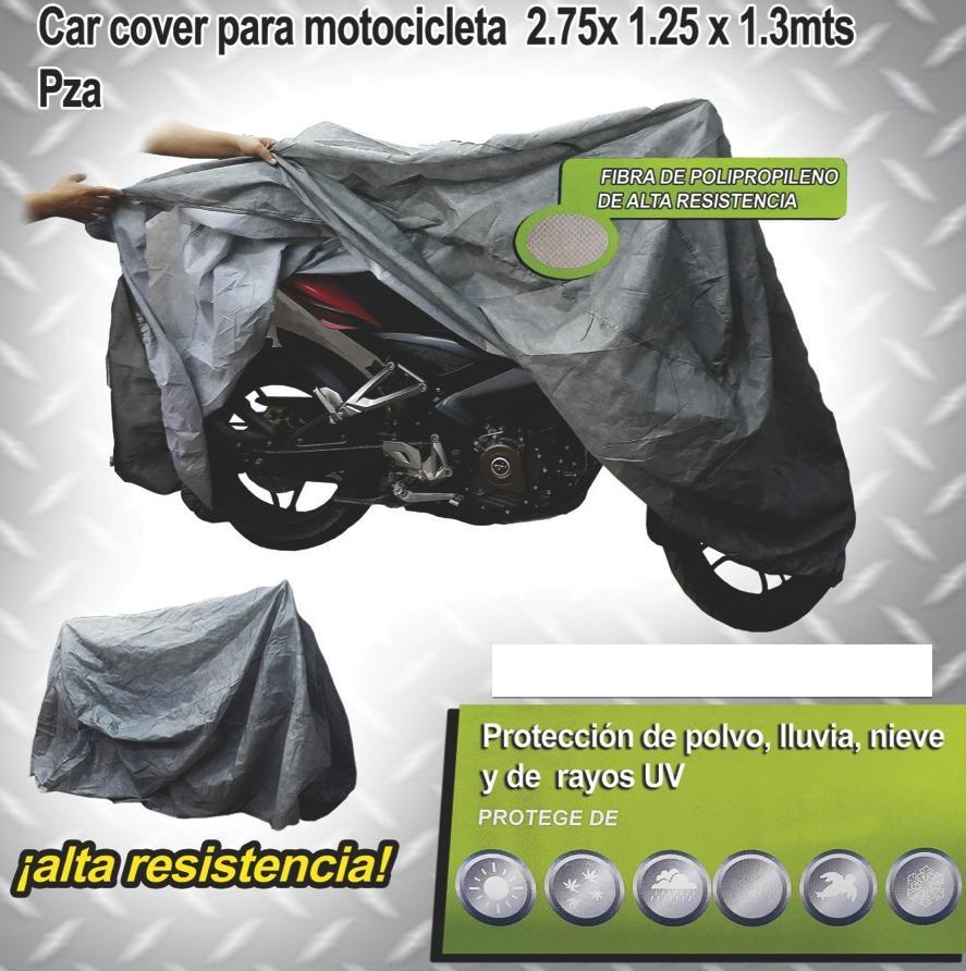99d66364efa Funda Para Motocicleta Moto Cover 275x125x130 Pv513 - $ 250.00 en ...
