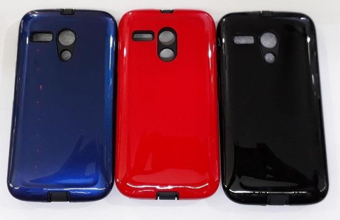 93211d0ec63 Funda Para Motorola Moto G Xt1028 + Film Templado Glass - $ 239,99 ...
