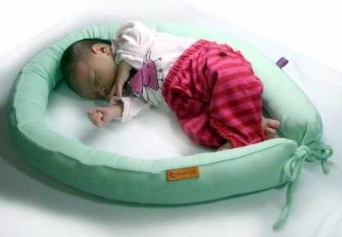 funda para nido nidito contención neonatal maminia algodón