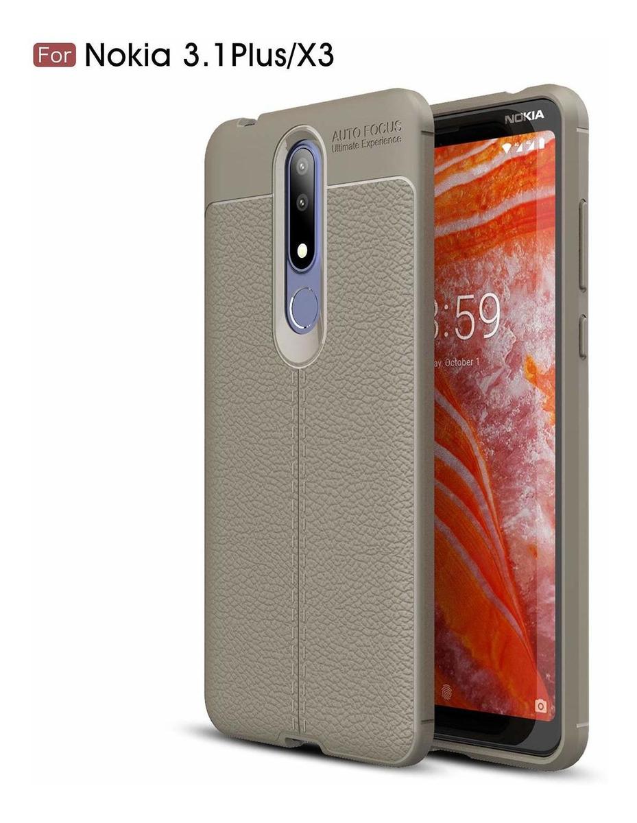 gran variedad de estilos una gran variedad de modelos gran descuento venta Funda Para Nokia 3.1 Plus Nacional Cruzerlite [7mh1k388]