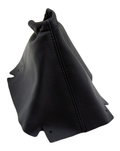 funda para palanca manual datsun pickup 80-85 piel negra