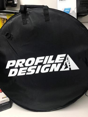 funda para ruedas profile desing - doble