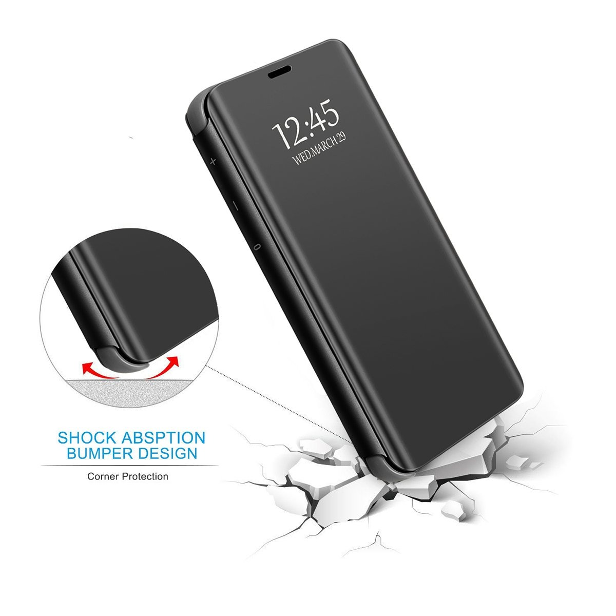 16461aa9dd7 Funda Para Samsung Galaxy A6/a6-plus(2018) Slim Removable St - $ 38.543 en  Mercado Libre