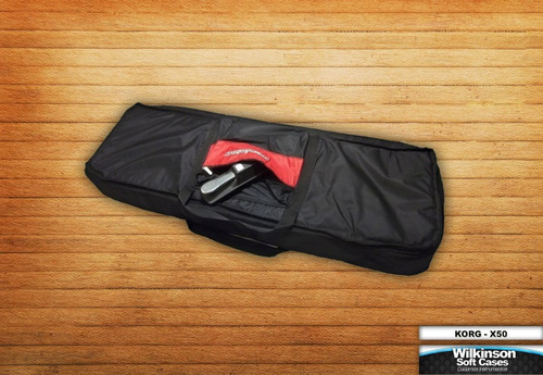 funda para sintetizador mx61 con mochila