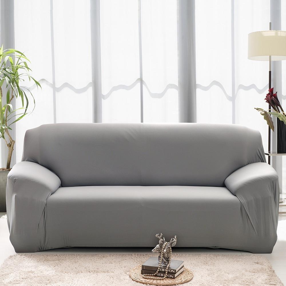 Funda para sof sala sill n de 2 asientos en mercado libre - Fundas cojines sofa ...