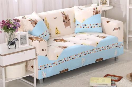 funda para sofas estilo oso caribe (2 cuerpos)