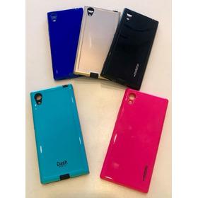 3f553d9a031 Funda Sony Xperia L1 L 1 Alto Impacto + Vidrio - $ 269,99 en Mercado ...