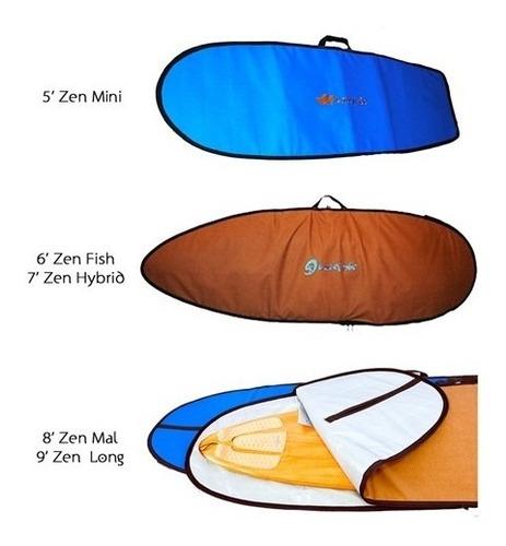 funda para tabla de surf wave tribe importadas desde 5 pies