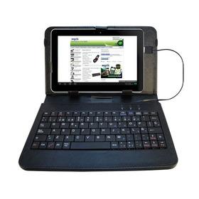 Funda Para Tablet 7 Y 8 Con Teclado Nisuta Ns-fute78