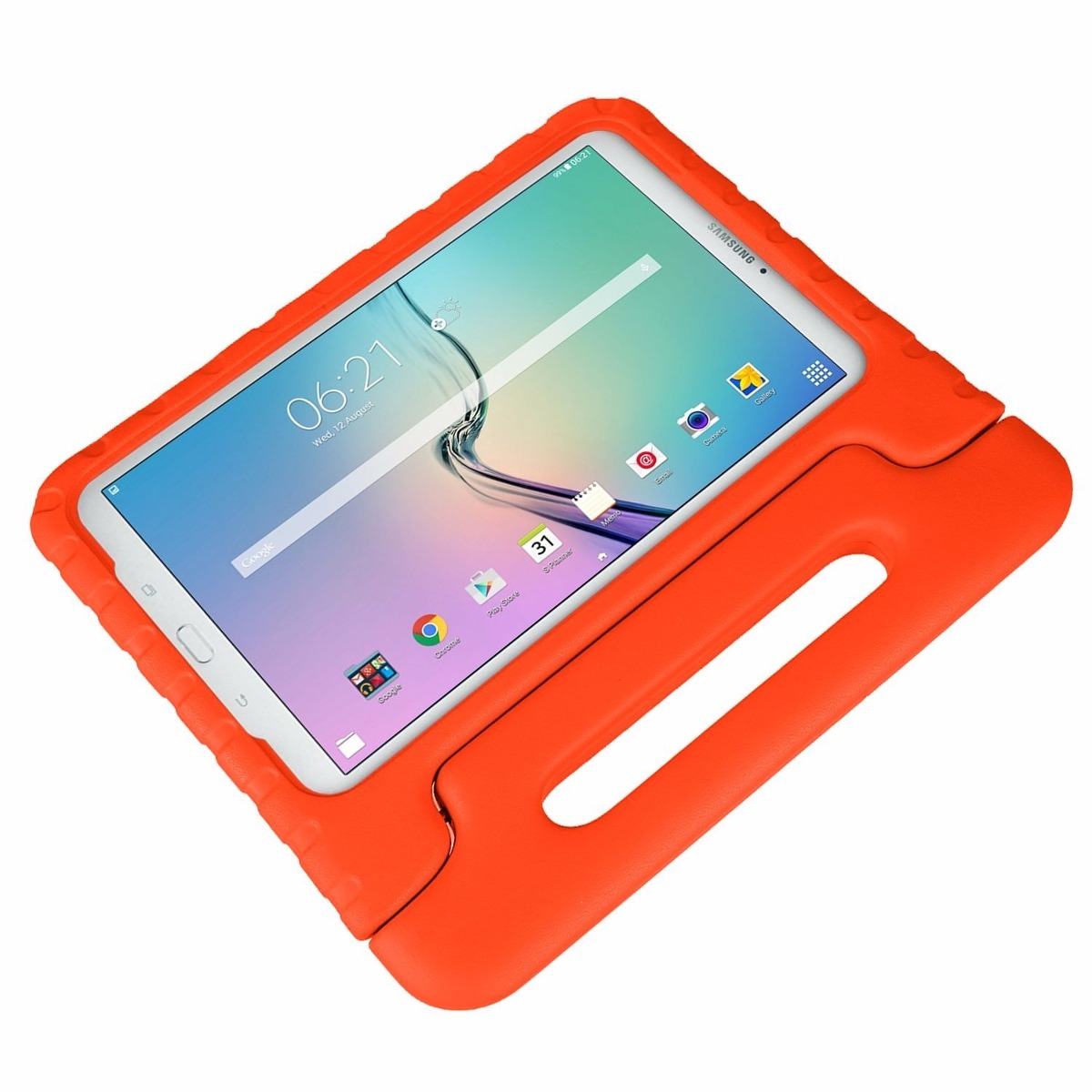 Funda para tablet samsung galaxy tab e 9 6 naranja en mercado libre - Funda samsung galaxy tab ...