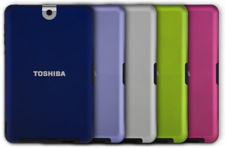 funda para tablets toshiba 10.1 varios colores