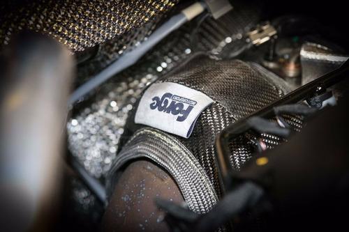 funda para turbo forge vw seat audi golf protector calor gcp