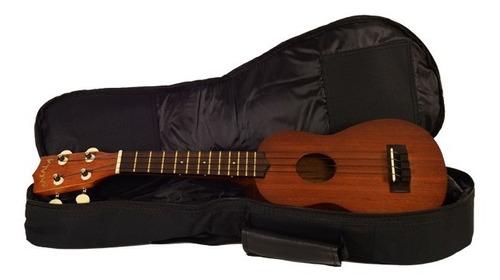 funda para ukelele ukulele funda p/ ukelele soprano ub-s
