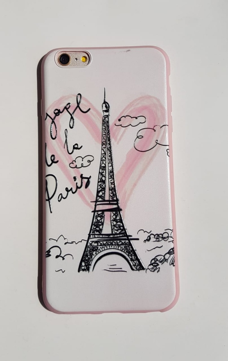 b219e546c82 Funda / París Vintage iPhone 6 Plus / 6s Plus - $ 149.00 en Mercado ...