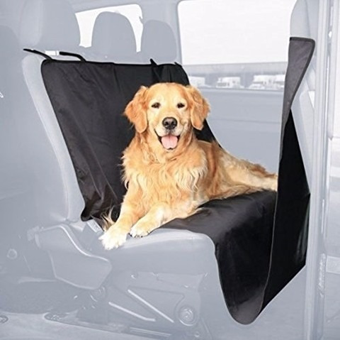funda perro mascota auto cubre butaca asiento piso respaldos